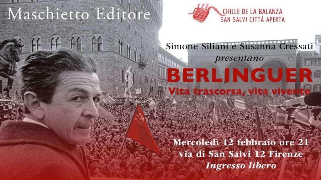 Il 12 febbraio con EB e i Chille a San Salvi (Firenze)